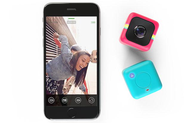polaroid cube  3 25 06 2015 - Polaroid Cube+: action cam compatta Wi-Fi