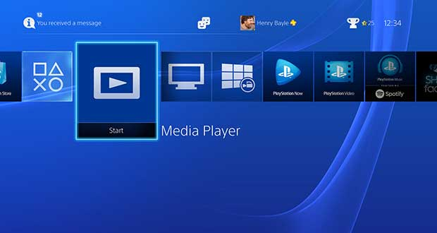ps4mediaplayer1 16 06 15 - PS4: funzionalità media-player in arrivo