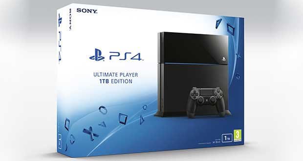 ps4ultimate 22 06 15 - PS4 Ultimate Player Edition con HDD da 1TB