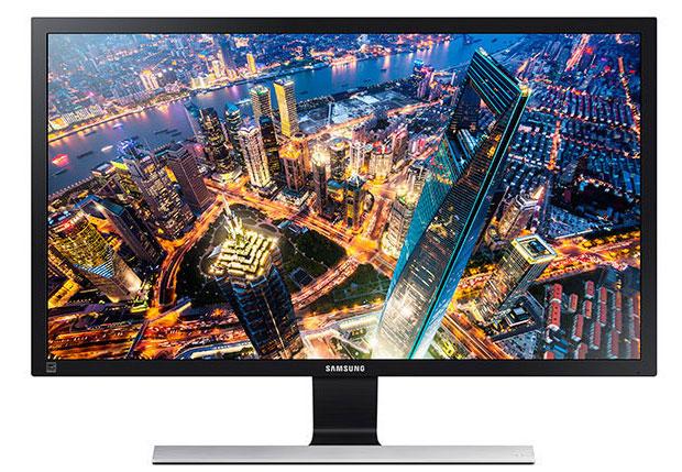 samsung U24E590D 23 06 2015 - Samsung U24E590D e U28E590D: monitor UHD con FreeSync