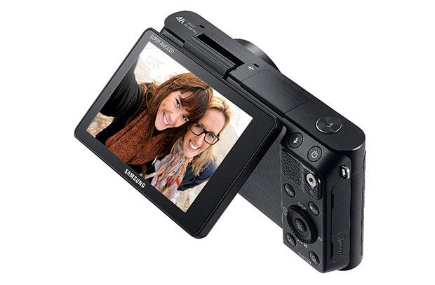 samsung nx mini 2 2 25 06 2015 - Samsung NX Mini 2: prime immagini della mirroless compatta 4K
