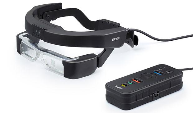 smartglass moverio 24 06 2015 - Epson Moverio Pro BT-2000: smartglass per professionisti