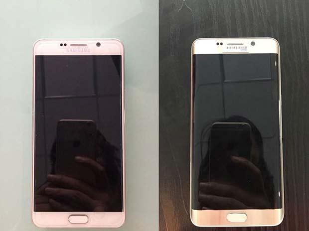 galaxy note 5 24 07 2015 - Galaxy Note 5 e Galaxy S6 Edge Plus: prime immagini ufficiose