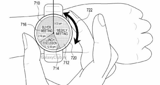 gear a 1 31 07 15 - Samsung Gear A: smartwatch con ghiera rotante