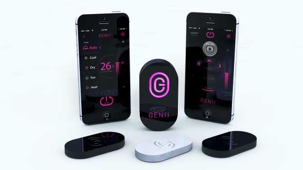 "genii3 23 07 15 - GENII: controllo ""smart-home"" a portata di smartphone"