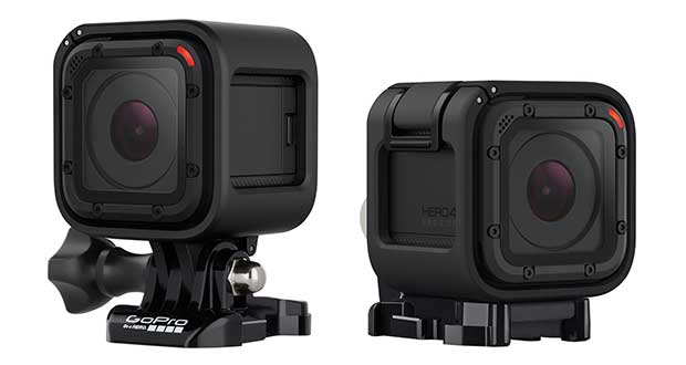 hero4session1 06 07 15 - GoPro Hero4 Session: ora disponibile a 219 Euro