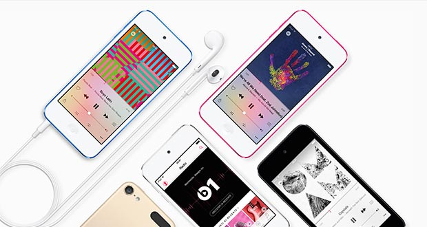 ipod touch 15 07 2015 - Apple iPod Touch: nuovo modello con chip A8