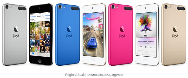 ipod touch 2 15 07 2015 - Apple iPod Touch: nuovo modello con chip A8