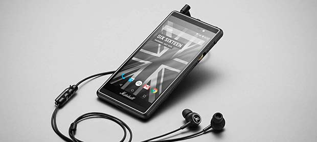 marshall london 21 07 2015 - Marshall London: smartphone Android con DSP Cirrus Logic