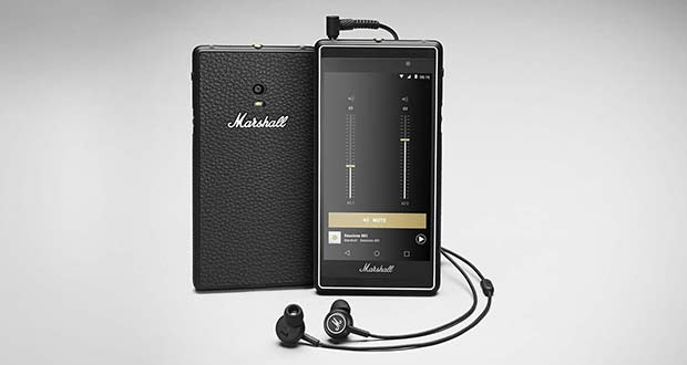 marshall london evi 21 07 2015 - Marshall London: smartphone Android con DSP Cirrus Logic