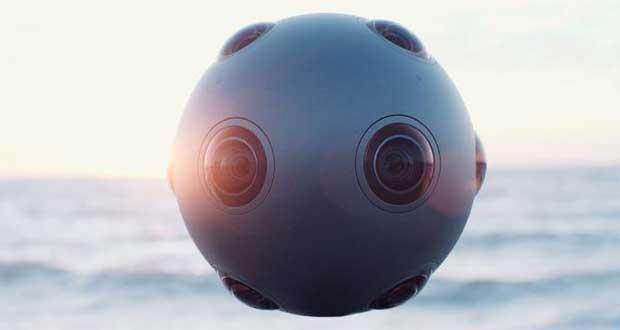 nokiaozo1 31 07 15 - Nokia OZO: telecamera VR a 360°