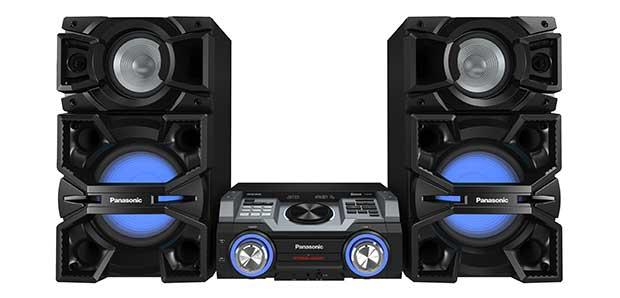 panasonic4000 1 06 07 15 - Panasonic MAX4000: sistema audio per feste e DJ