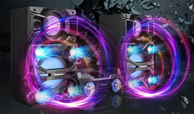panasonic4000 2 06 07 15 - Panasonic MAX4000: sistema audio per feste e DJ