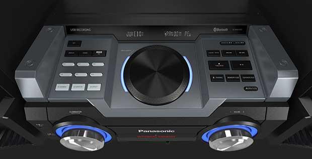 panasonic4000 3 06 07 15 - Panasonic MAX4000: sistema audio per feste e DJ