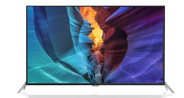 philips TV uhd quantum dot 01 07 2015 - Philips 55PUF6850/T3 : TV Ultra HD Quantum Dot