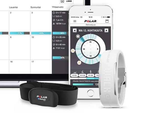 polar loop 2 15 07 2015 - Polar Loop 2: activity tracker con notifiche e vibrazione