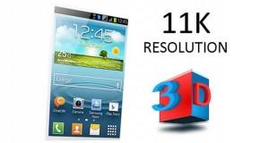 """samsung11k 1 13 07 15 300x160 - Samsung: display smartphone 11K con """"effetto 3D"""""""