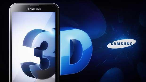 """samsung11k 2 13 07 15 - Samsung: display smartphone 11K con """"effetto 3D"""""""