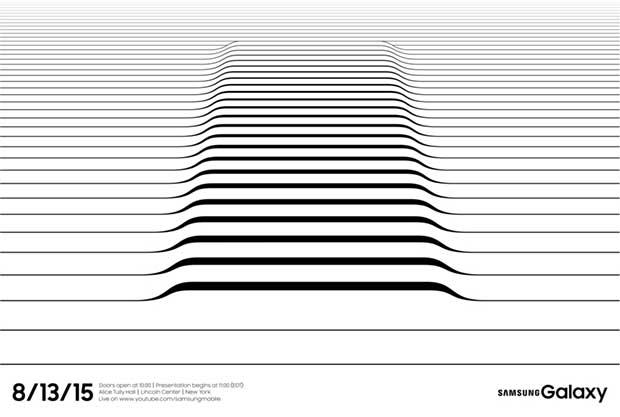 "samsungunpacked1 28 07 15 - Samsung: evento ""Galaxy Unpacked""  il 13 agosto"