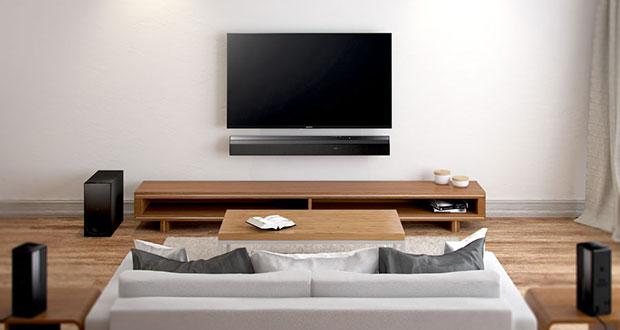 sony ht rt5 06 07 2015 - Sony HT-RT5: soundbar 5.1 con surround e subwoofer wireless