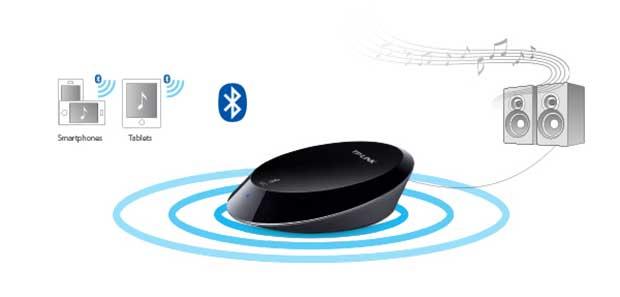 tplink3 28 07 15 - TP-Link HA100: ricevitore Bluetooth Hi-Fi con NFC