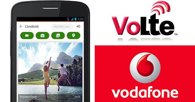vodafone volte 07 07 2015 - Vodafone: Voice Over LTE con l'applicazione Call+