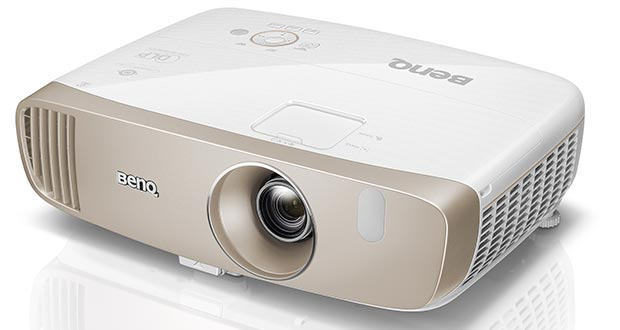 benq w2000 evi 26 08 2015 - BenQ W2000: proiettore DLP 3D-Ready con 1.800 lumen
