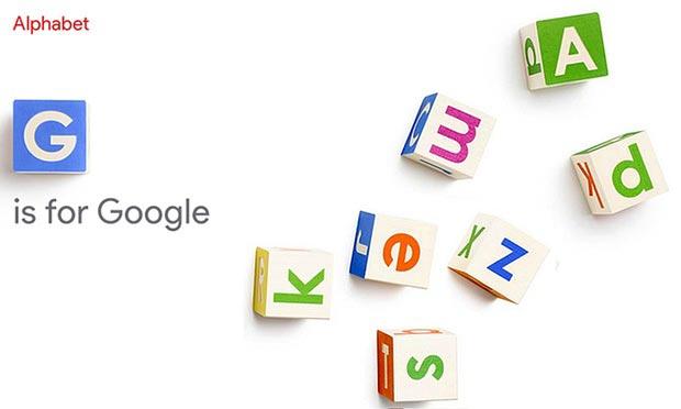 google alphabet 11 08 2015 - Google diventa una sussidiaria di Alphabet