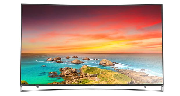"hisense h10 28 08 2015 - Hisense H10: TV ULED 65"" Ultra HD con HDR"
