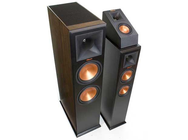 klipsch1 28 08 15 - Klipsch RP-280FA e RP-140SA: diffusori Dolby Atmos