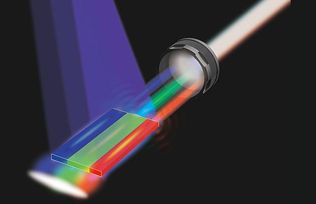 laser bianco 07 08 2015 - Realizzato il primo laser bianco al mondo