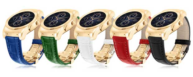 lgwatchluxe1 31 08 15 - Huawei e LG: smartwatch in oro a IFA 2015