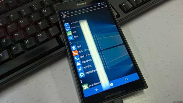"""lumia950 1 05 08 15 - Microsoft Lumia 950: prime immagini """"rubate"""""""