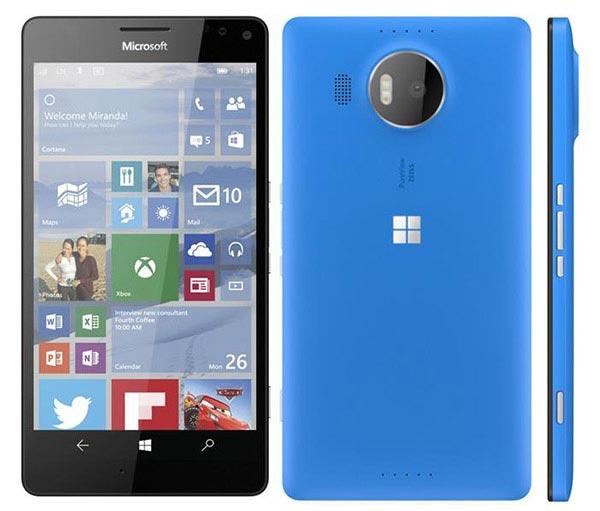 lumia 950 27 08 2015 - Microsoft Lumia 950 e 950XL: nuove immagini