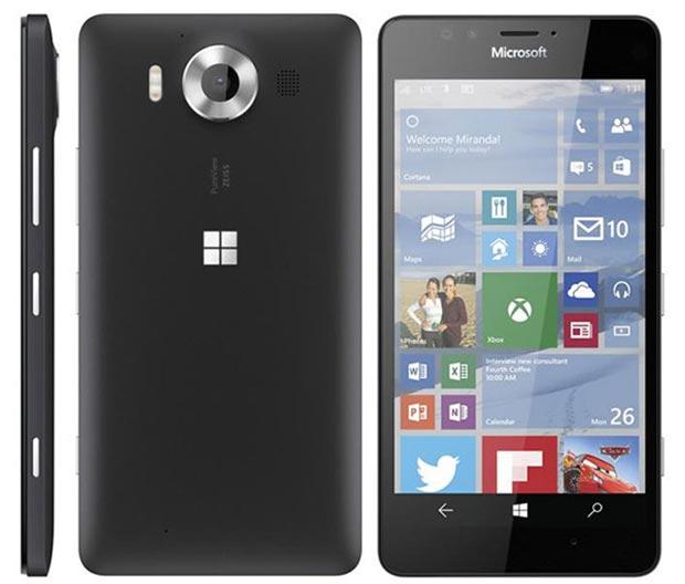 lumia 950xl 27 08 2015 - Microsoft Lumia 950 e 950XL: nuove immagini