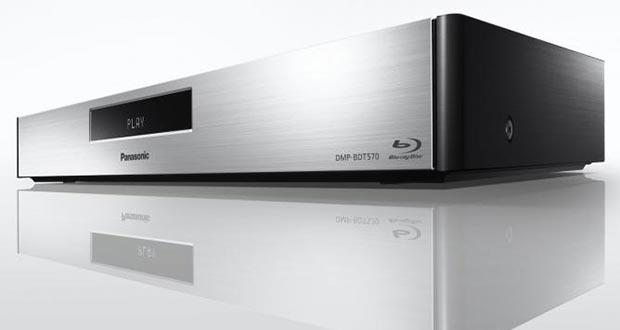 panasonic bdt570 25 08 2015 - Panasonic DMP-BDT570: lettore Blu-ray con 4 DAC