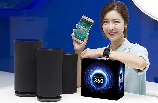 samsung360 1 28 08 15 - Samsung Wireless Audio 360: nuovi modelli ad IFA 2015