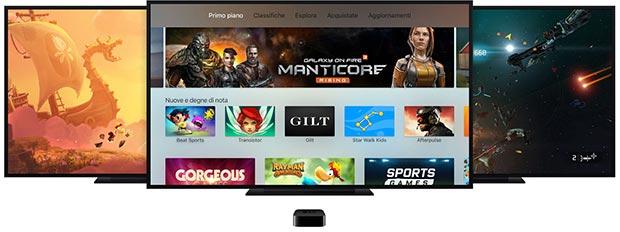 apple tv 5 09 09 2015 - Apple TV: aggiornamento tvOS 9.1 con Remote App