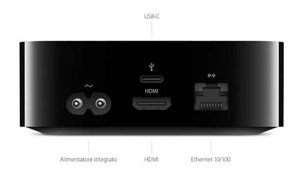 apple tv 8 09 09 2015 - Apple TV: telecomando con touchpad, tvOS e Siri