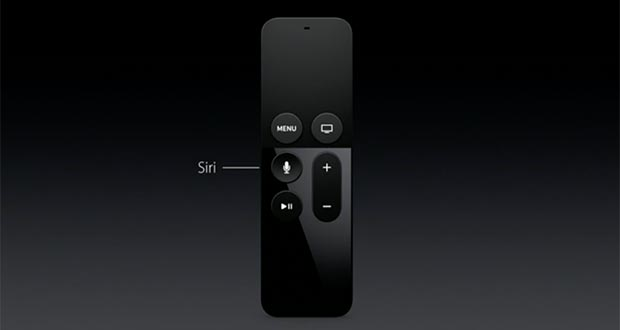 apple tv siri 11 09 2015 - Apple TV: Siri assente in Italia