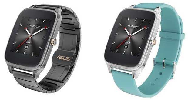 asuszenwatch2 1 02 09 15 - Asus ZenWatch 2: smartwatch Android Wear disponibile a 179€