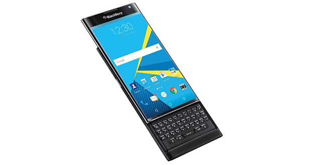 blackberry priv 1 25 09 15 - BlackBerry Priv: smartphone Android con tastiera slider