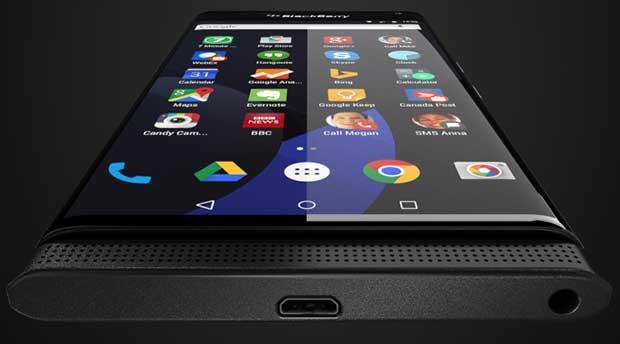 blackberry priv 2 25 09 15 - BlackBerry Priv: smartphone Android con tastiera slider