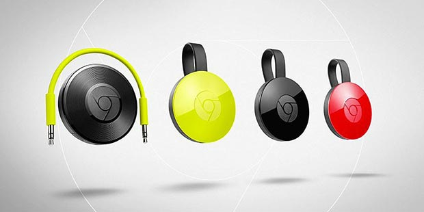 chromecast 2 2 29 09 2015 - Chromecast e Chromecast Audio: nuovi dongle di Google