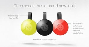 chromecast 2 3 29 09 2015 300x160 - Chromecast e Chromecast Audio: nuovi dongle di Google