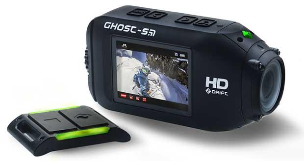 drift1 25 09 15 - Drift Ghost-S e Stealth 2: action-cam con lenti girevoli