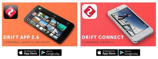 drift4 25 09 15 - Drift Ghost-S e Stealth 2: action-cam con lenti girevoli