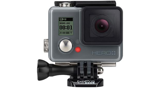 gopro hero  28 09 2015 - GoPro Hero+: action cam 1080p/60 con Wi-Fi