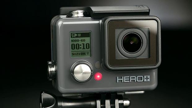gopro hero  2 28 09 2015 - GoPro Hero+: action cam 1080p/60 con Wi-Fi