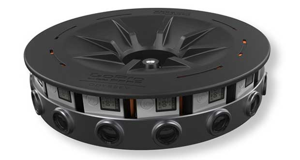 gopro odyssey1 14 09 14 - GoPro Odyssey: video a 360° con supporto Google Jump